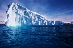 Managing By Using The Tip Of The Iceberg