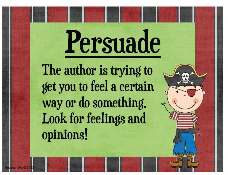 When Not To Be Persuaded