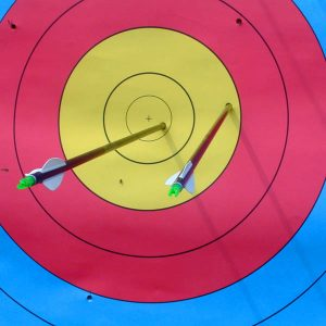 The Trouble With Targets Is Having A Target